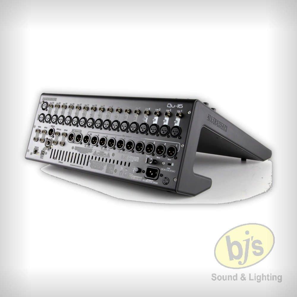 Allen & Heath QU-16 Digital Mixer 9