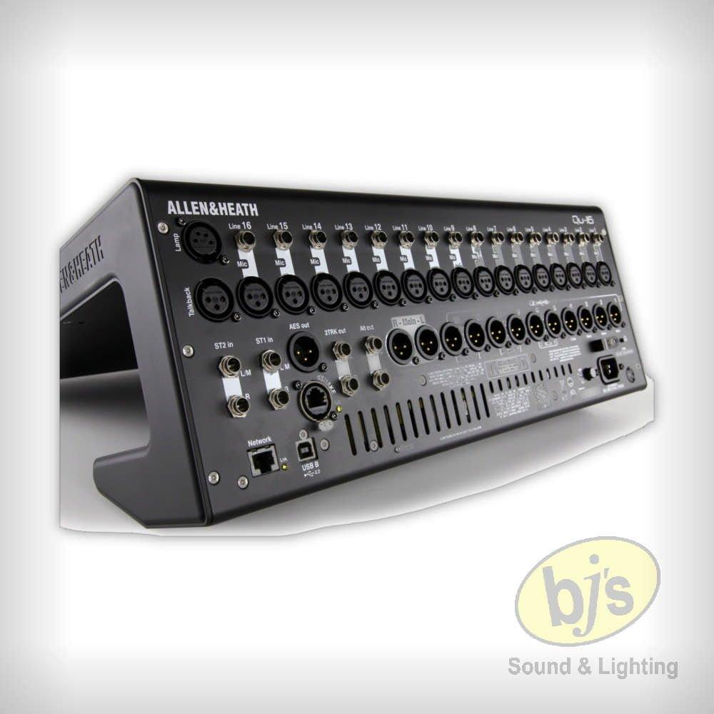 Allen & Heath QU-16 Digital Mixer 8