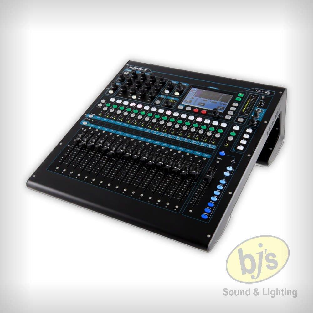 Allen & Heath QU-16 Digital Mixer 1