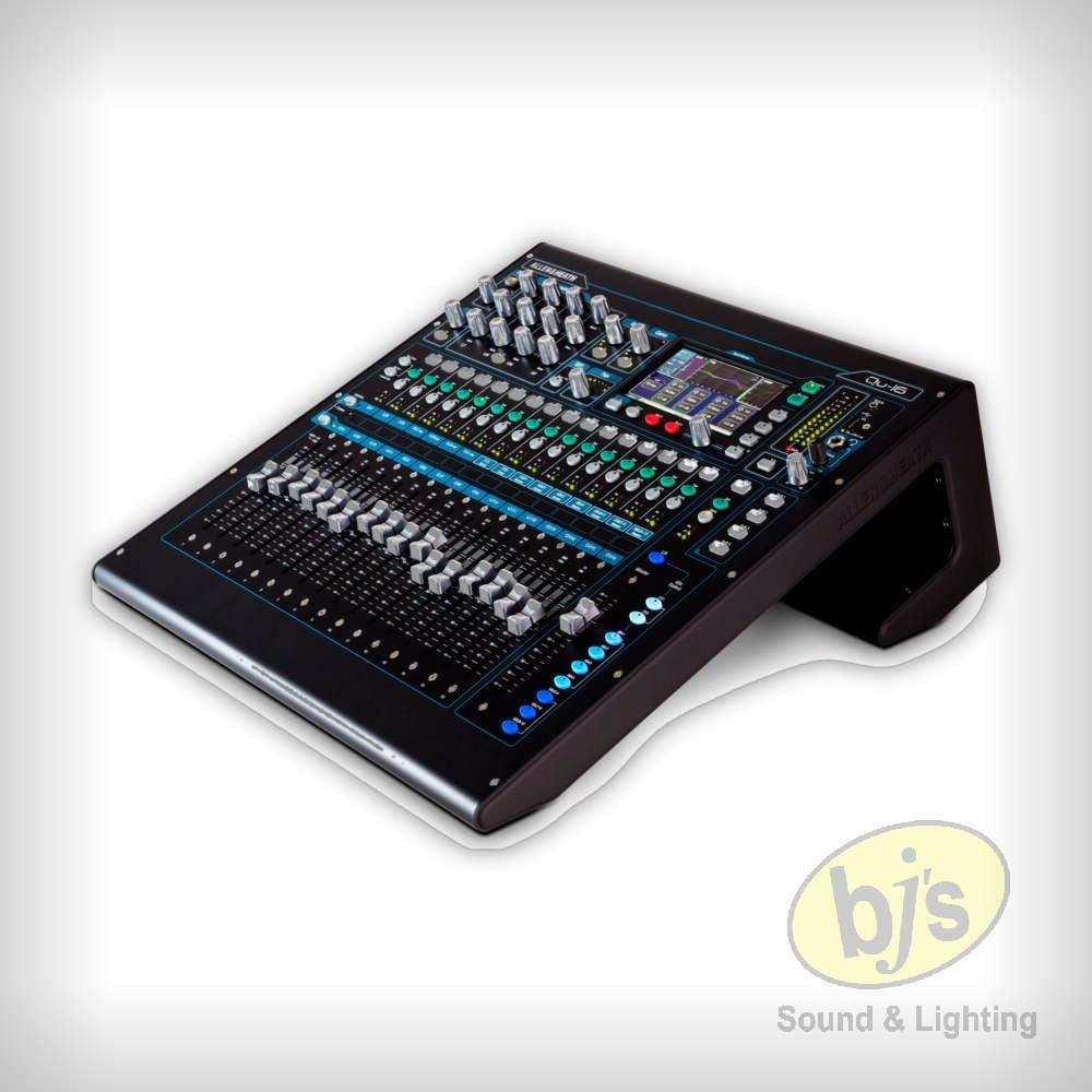Allen & Heath QU-16 Digital Mixer 3