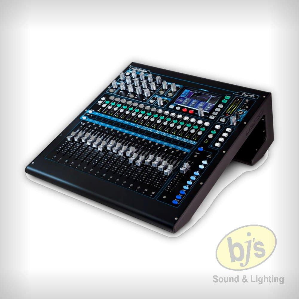 Allen & Heath QU-16 Digital Mixer 4