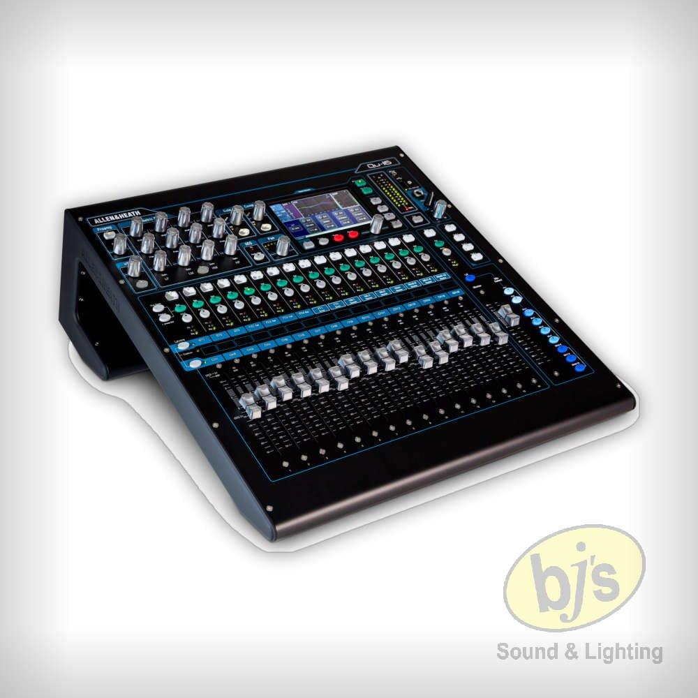 Allen & Heath QU-16 Digital Mixer 2