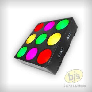 Chauvet Core 3×3 LED RGB Wash Light