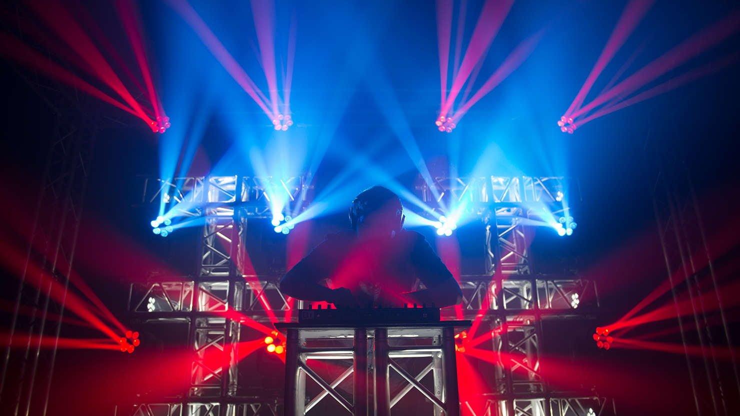 Chauvet DJ Intimidator Trio Moving Head 2