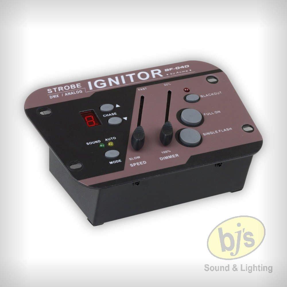 Strobe Ignitor Controller 1