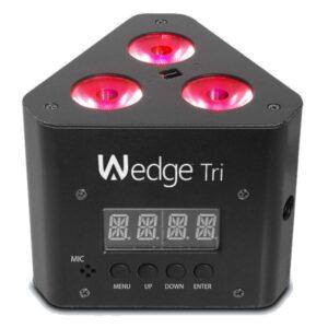 Chauvet Wedge Tri RGB LED Up Light