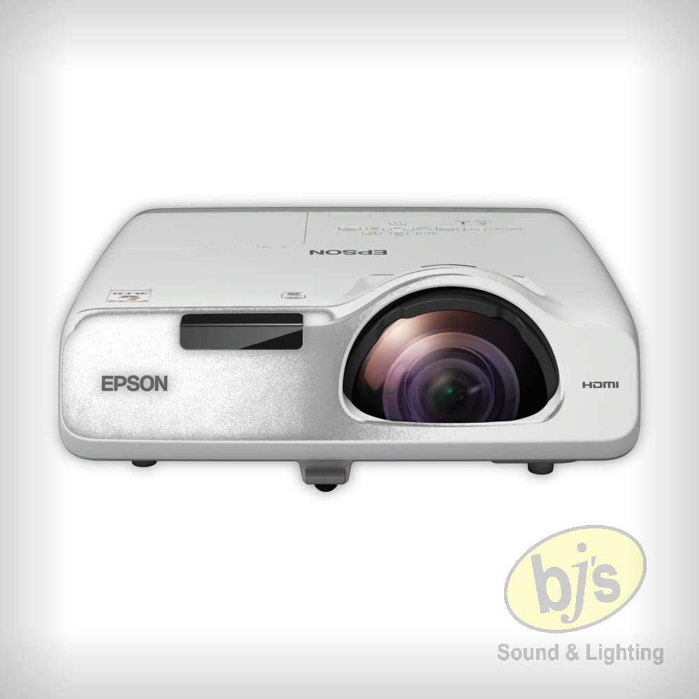 Epson Projector 3400 ANSI Short Throw 1