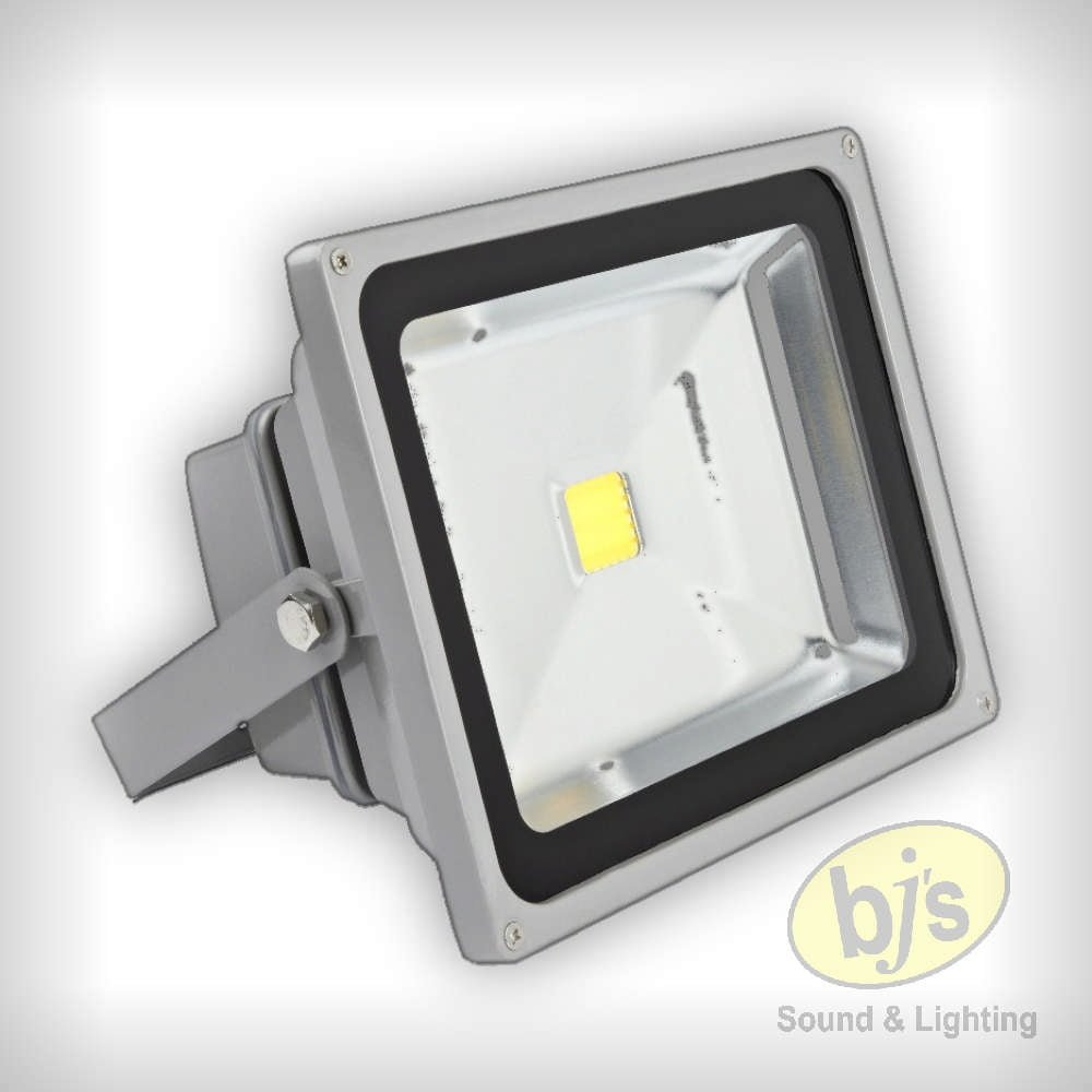 Led Flood Light Noise: BJs Sound & Lighting Hire