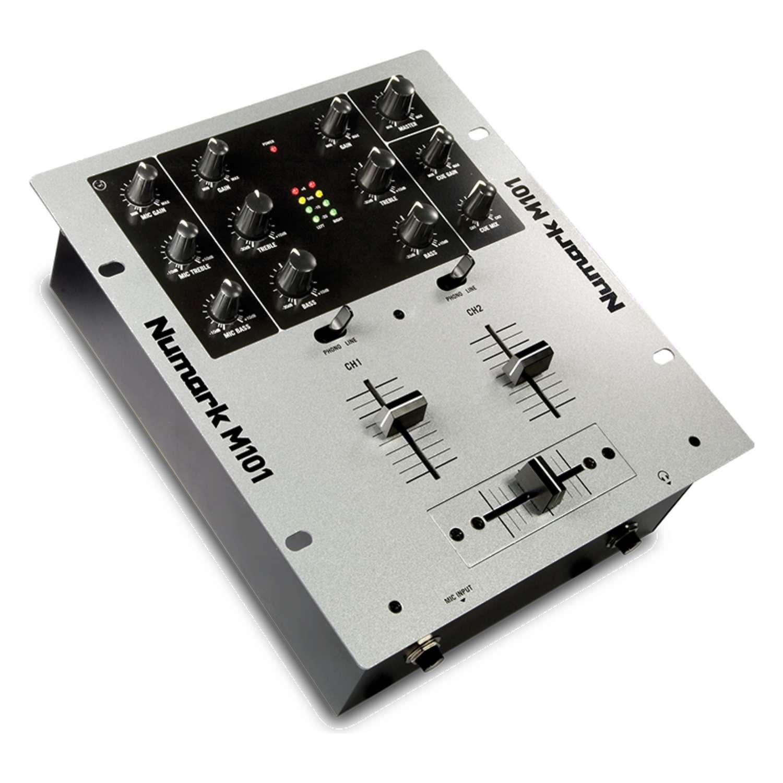 Numark M101USB 2ch DJ Mixer 2