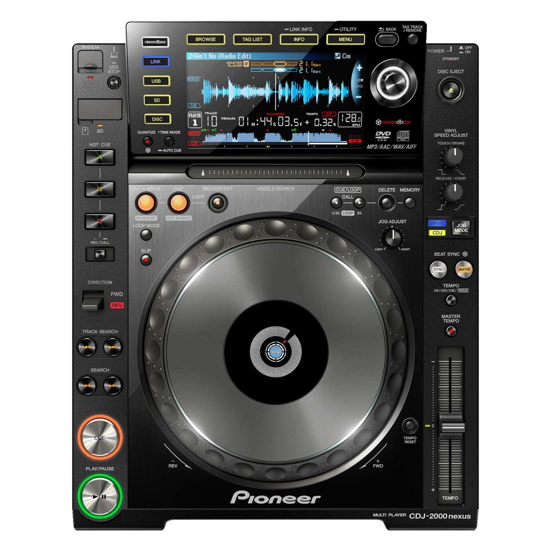Pioneer CDJ-2000NXS - Professional Multi Player 1