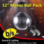 BJs Sound & Lighting Hire - 12inch mirror ball pack 500px