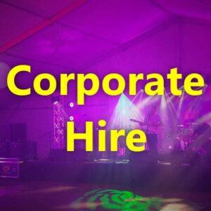 Corporate Hire
