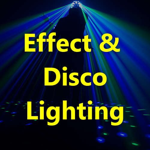 Effect & Disco Lighting
