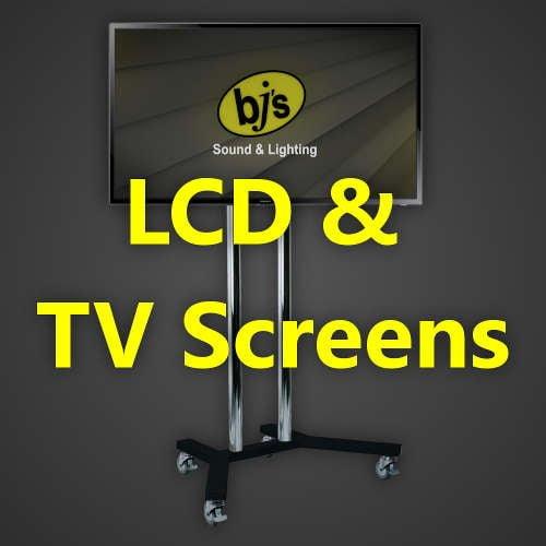 LCD & TV Screens