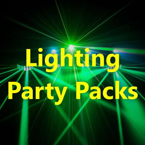 Lighting Party Packs