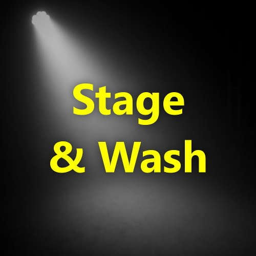 Stage & Wash Lighting