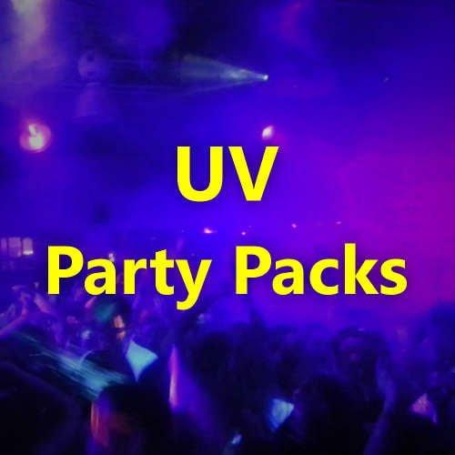 UV Party Packs