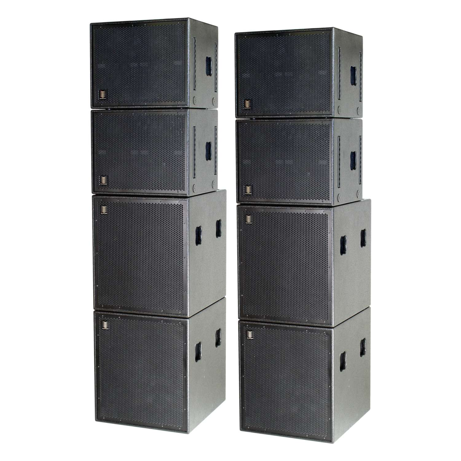 AT Professional CLA 25600W Composite Line Array System 1