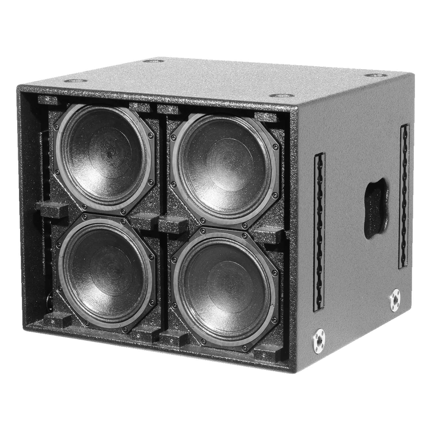 AT Professional CLA700A 3200W Composite Line Array Top 2