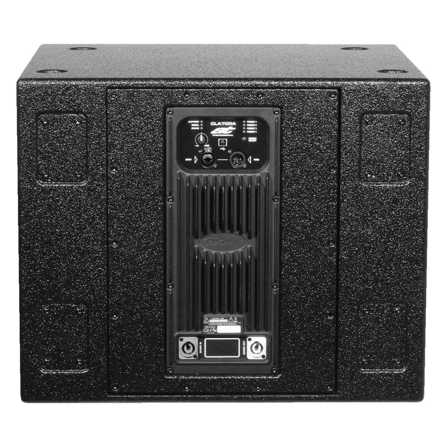 AT Professional CLA700A 3200W Composite Line Array Top 3