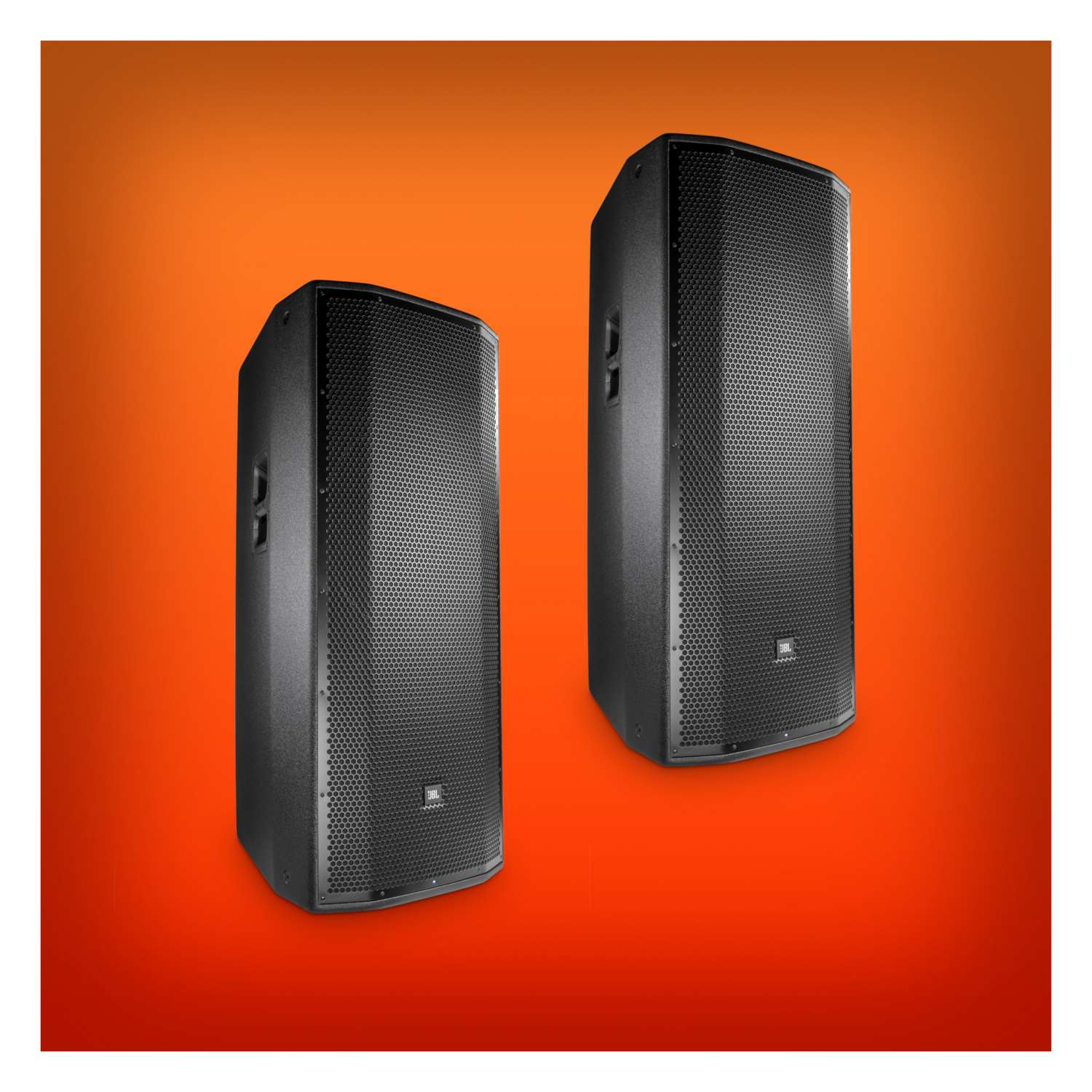 """PRX Double 15"""" Active Speaker Pack 1"""
