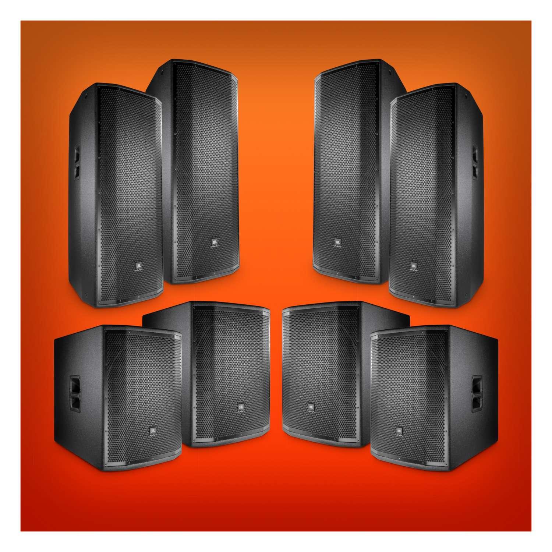 PRX Monster Active Speaker Pack 1