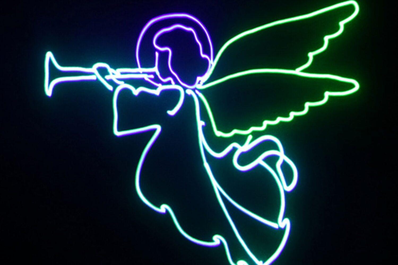 Power 7 RGB Laser 7