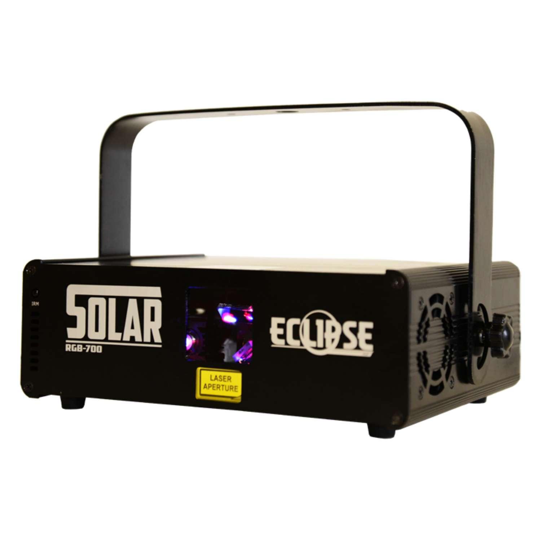 AVE Eclipse Solar 700 RGB Pattern Laser 1