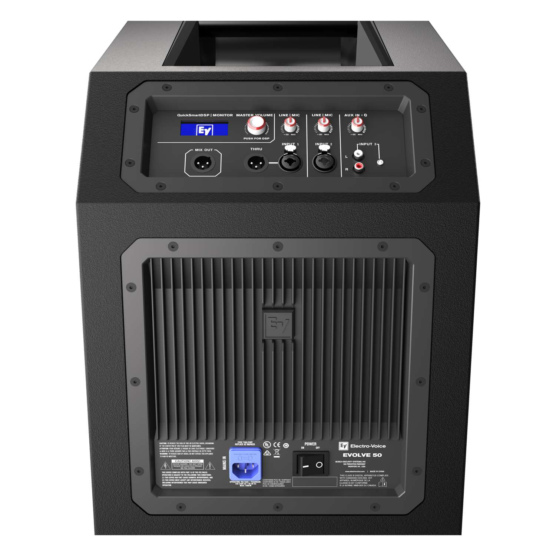 Electro-Voice Evolve 50 Portable Column Speaker System 3