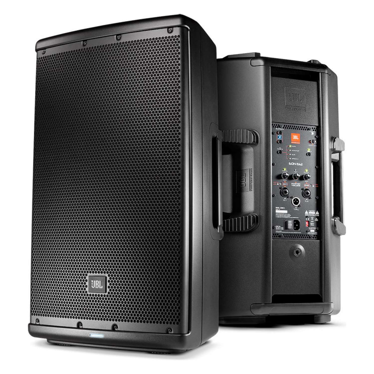 Jbl EON612 12 inch Powered Speaker W/Btooth 3