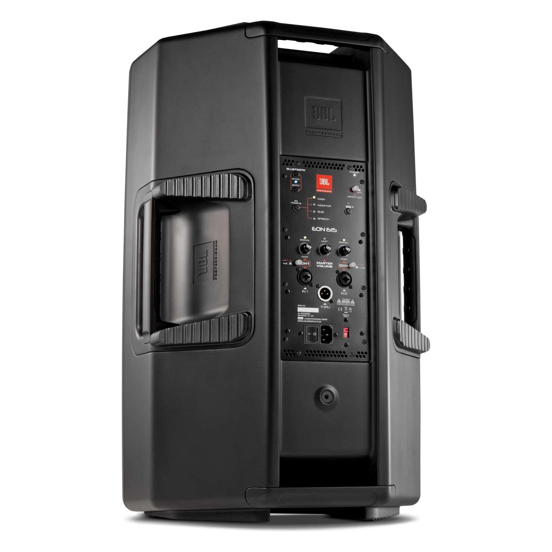 Jbl EON615 15 inch Powered Speaker W/Btooth 2