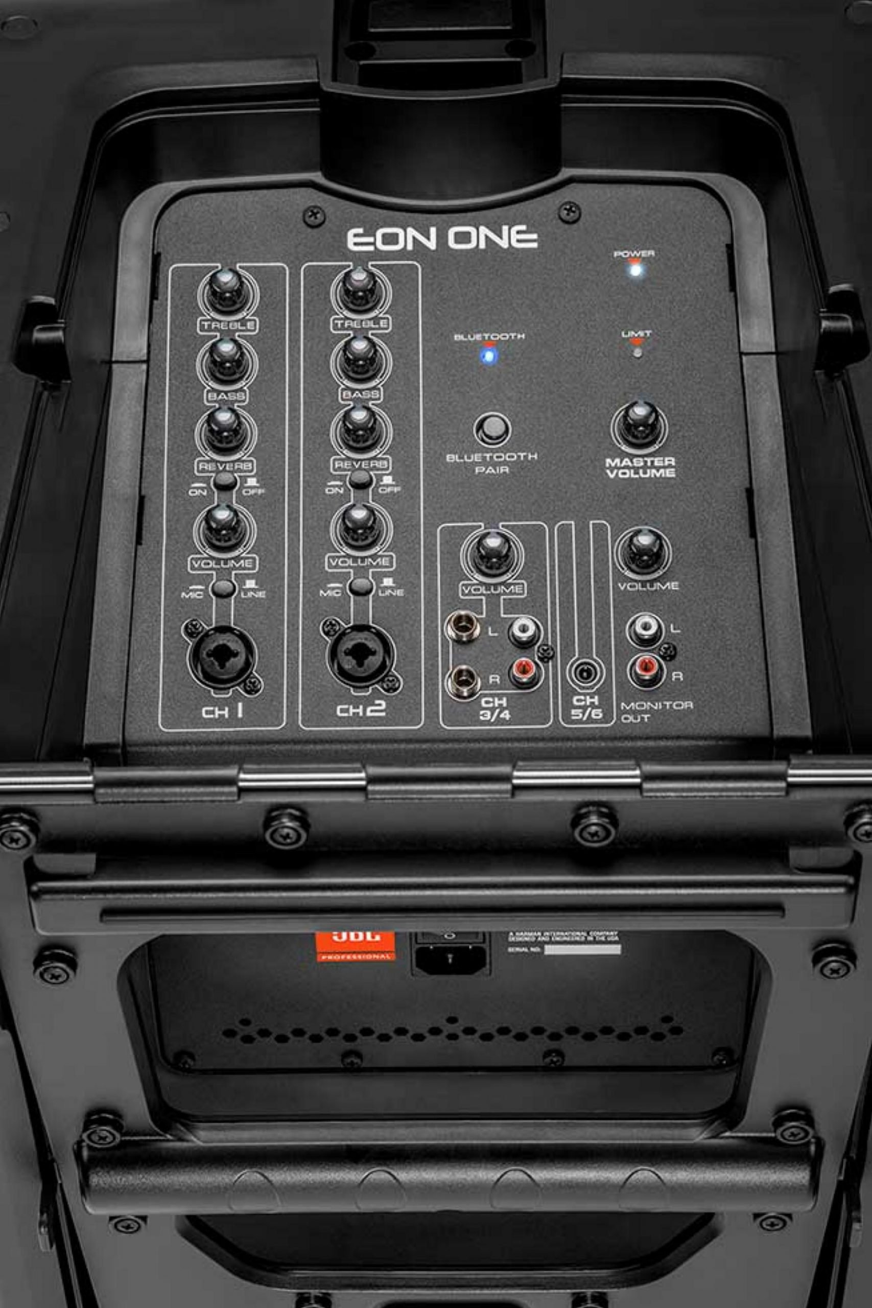 Jbl EON One Linear Array Pa System 6ch Mixer 6