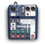 BJs Sound & Lighting - Soundcraft NP 5 01 bjs web