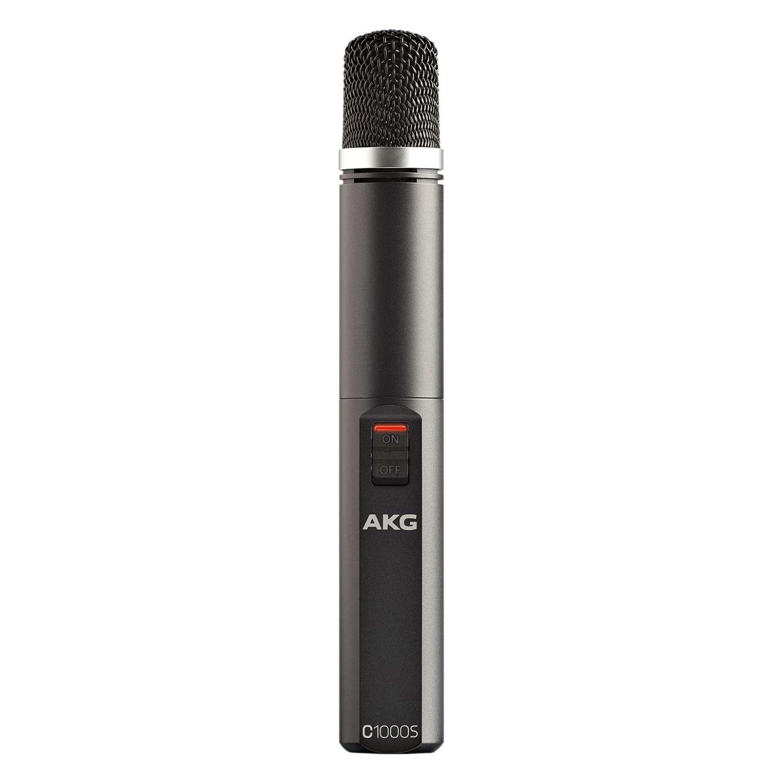 AKG C1000s High-Performance Small Diaphragm Condenser Microphone 1