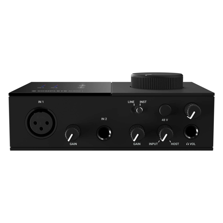 BJs Sound & Lighting - Komplete Audio 1 front view bjs web