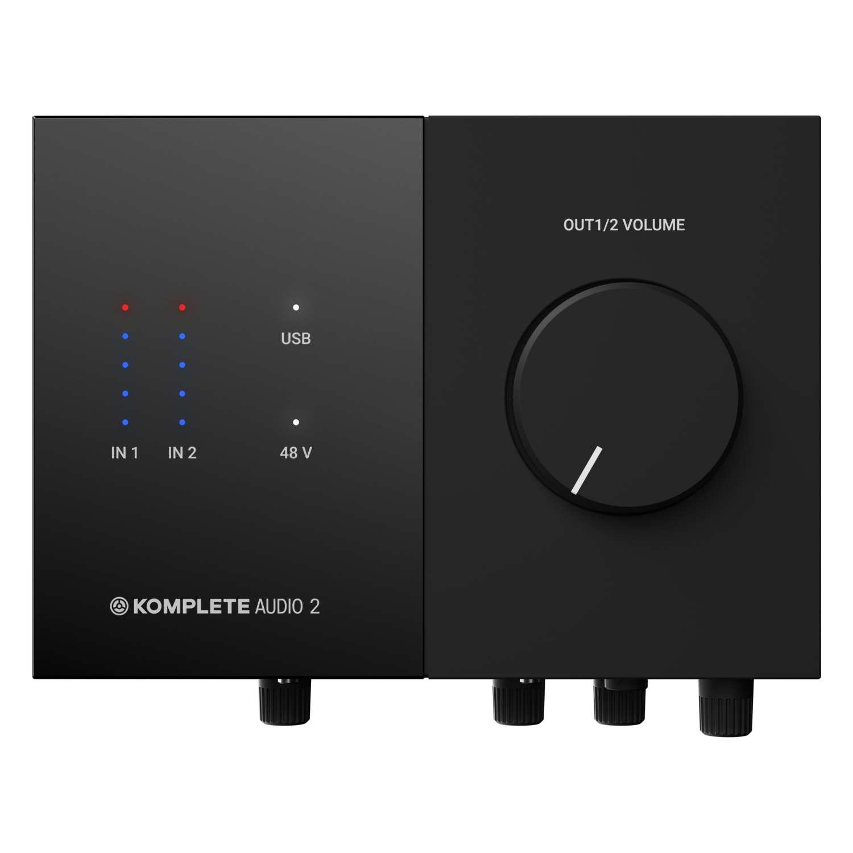 BJs Sound & Lighting - Komplete Audio 2 top view bjs web