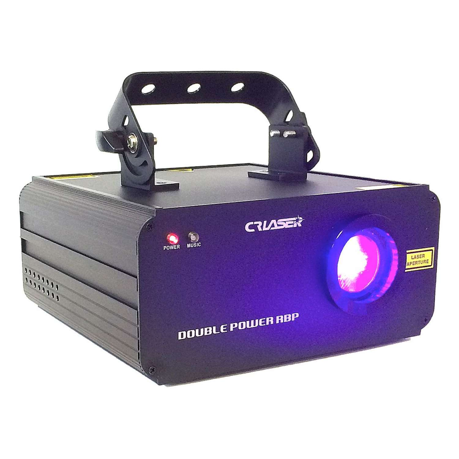 CR Laser Double Power RBP 650mW Pink Multi Color Laser, Grating Effect 1