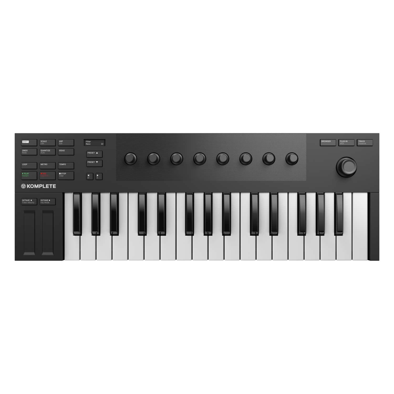 BJs Sound & Lighting - Komplete Kontrol M32 Top View bjs web