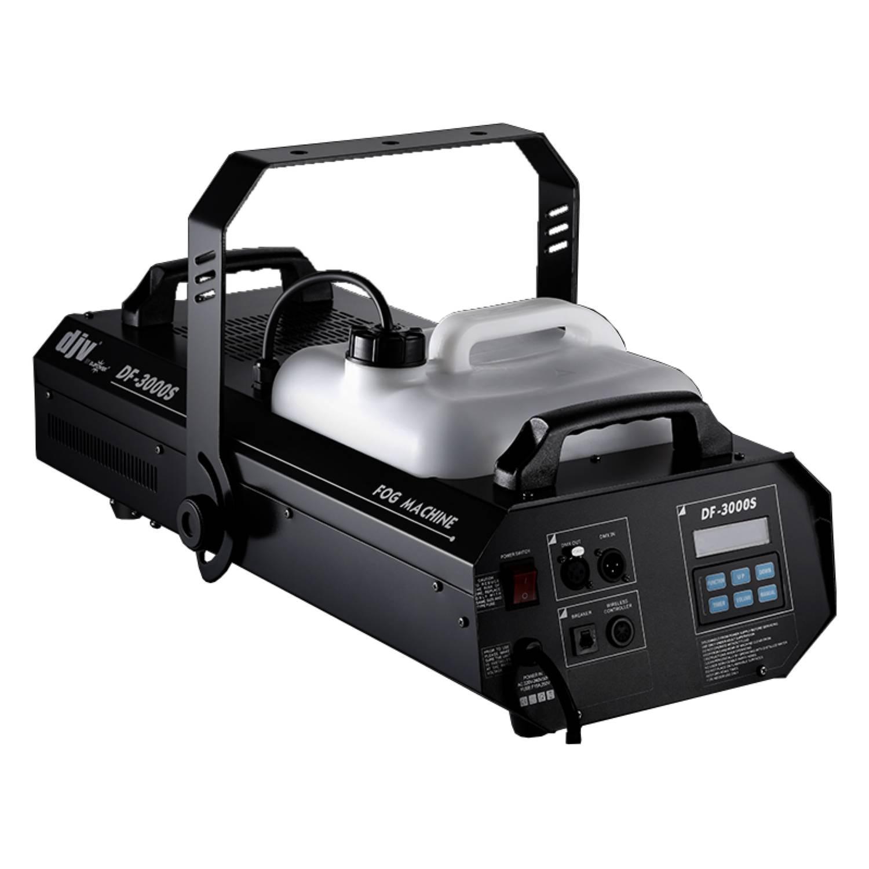 DJ Power DF-3000S 1800W DMX Fog Machine 3