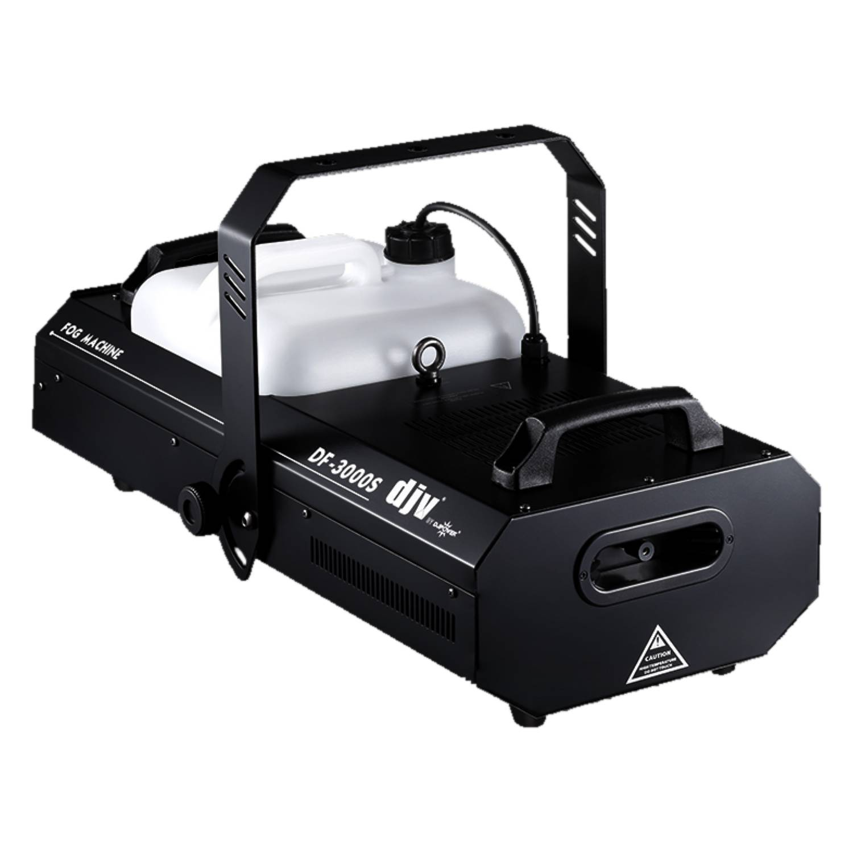 DJ Power DF-3000S 1800W DMX Fog Machine 2