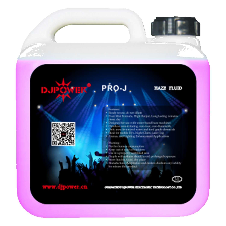 DJ Power Pro-J Haze Fluid 5L 1