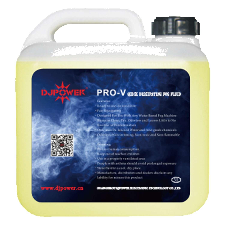 DJ Power Pro-V Fog Fluid 5L 1