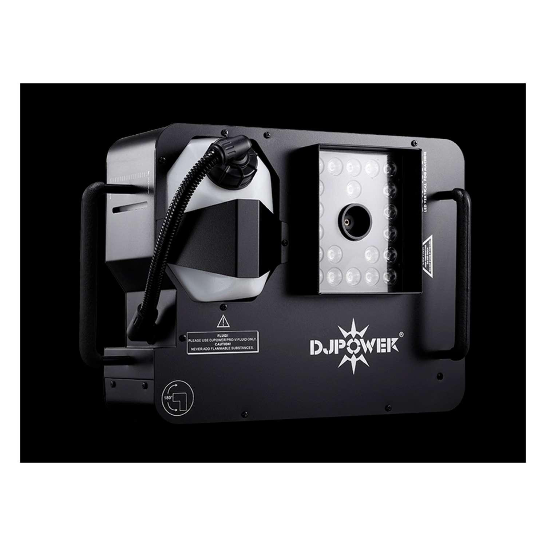 DJ Power DSK-1500VS LED Vertical Fog Machine 1