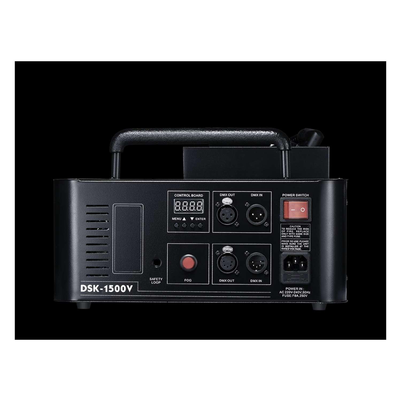 DJ Power DSK-1500VS LED Vertical Fog Machine 3