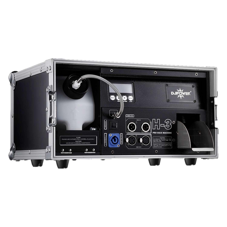 DJ Power H-3 1100W Pro Haze Machine 1