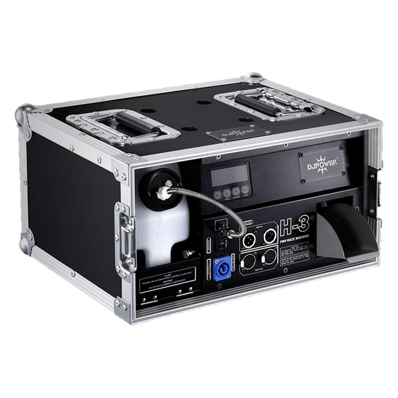 DJ Power H-3 1100W Pro Haze Machine 2