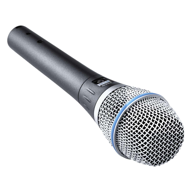 Shure BETA87A SuperCardioid Condenser Vocal Microphone 3