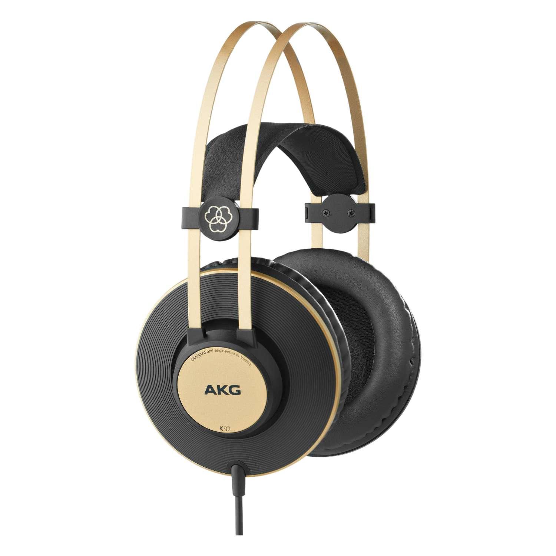 AKG K92 Closed Back Studio Headphones 1