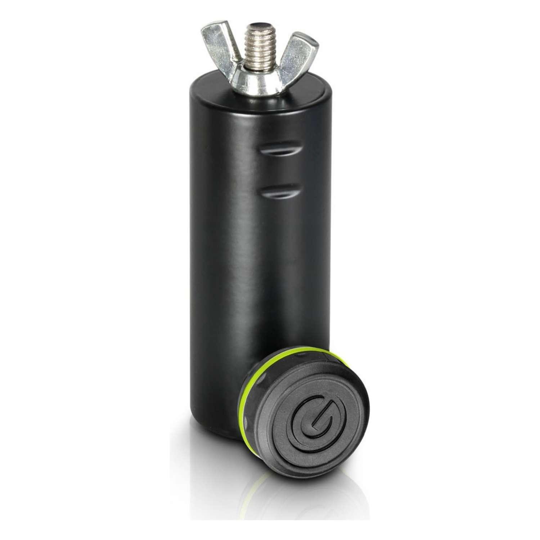 Gravity - GSF36M10M Speaker Flange Adapter 35mm speaker pole to M10 thread (incl. wing-nut) 1