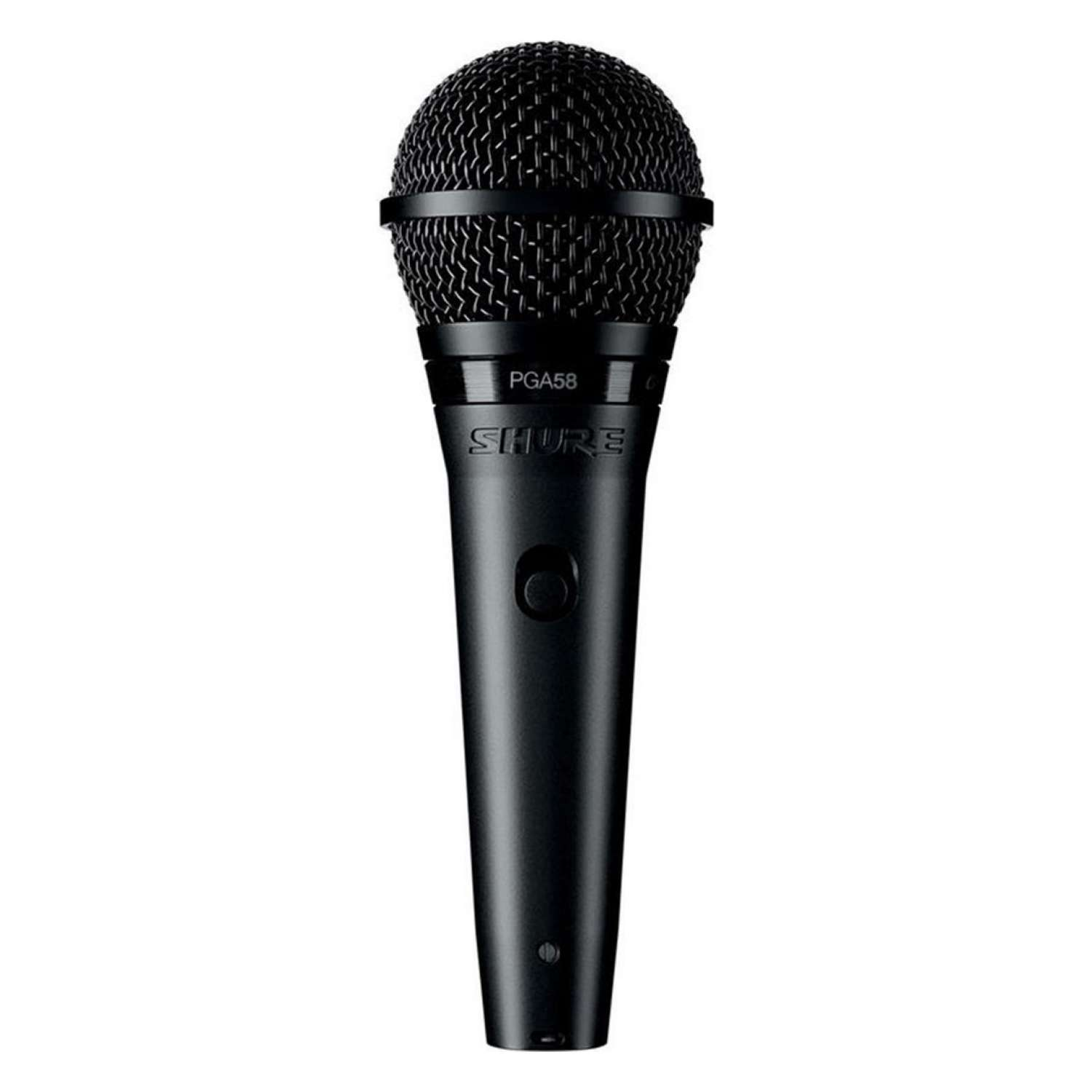 Shure PGA58QTR Vocal Cardioid Dynamic Microphone with XLR-QTR Cable 1